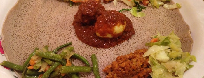 Tigi's Ethiopian Restaurant and Market is one of Food Spots to Try.