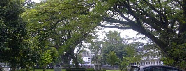 Balai Kota Bandung is one of Must-visit Great Outdoors in Bandung.