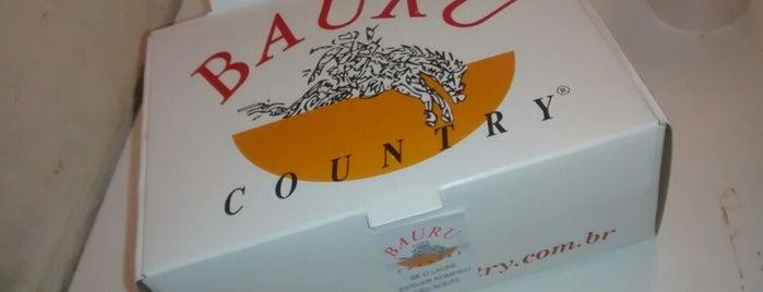 Bauru Country is one of Burgers in Porto Alegre.
