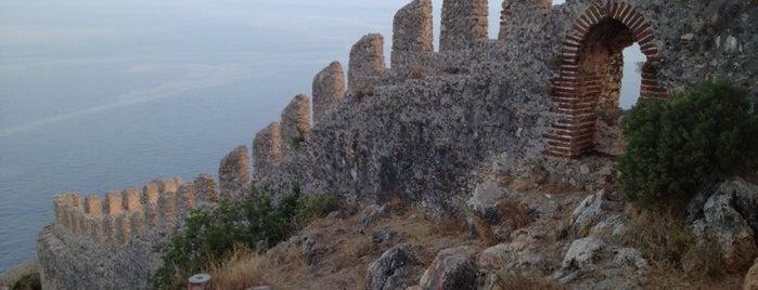 Alanya Kalesi is one of Historical Places in Antalya - Ören Yerleri.