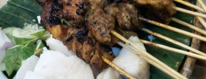 sate station,ampang is one of Eat.