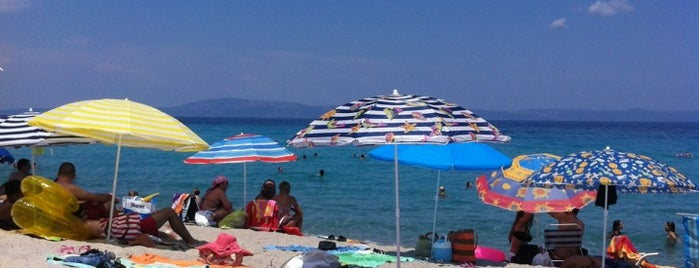 Armenistis Camping is one of Off to Chalkidiki ♥ (drinks 'n' food).