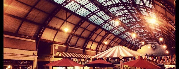 Grainger Market is one of Newcastle Upon Tyne.