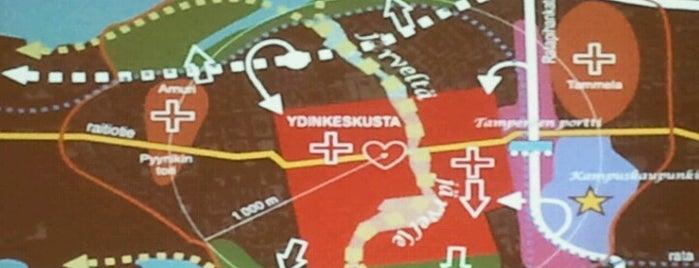 Monitoimitalo 13 is one of Harrasteet, puistot & muut mestat.