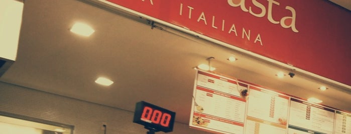 Mani in Pasta is one of Italiana.