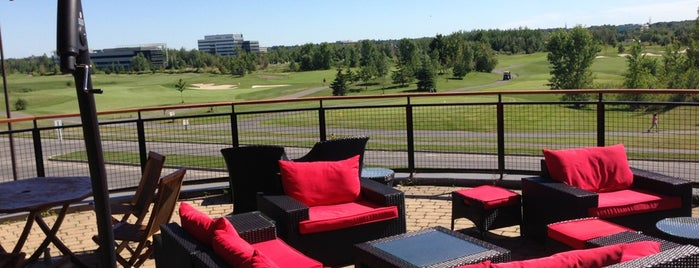 Marshes Golf Club is one of Kanata.