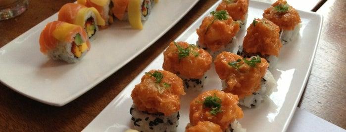 Blowfish Restaurant & Sake Bar is one of Tab in Toronto.