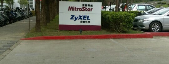 ZyXEL HQ is one of fff.