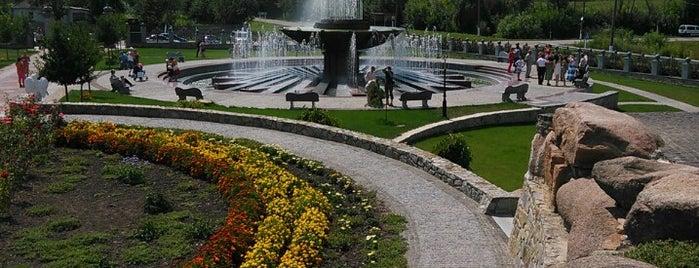 Ландшафтний парк «Буки» is one of загород.
