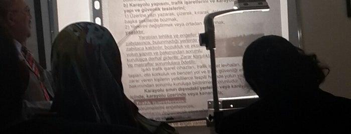 Özel Çakırlar Sürücü Kursu is one of Eskişehir Sürücü Kursları.