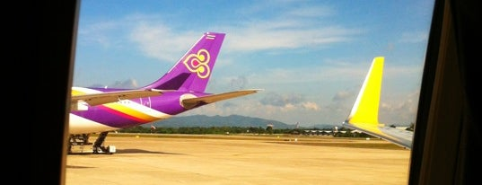 Don Mueang International Airport (DMK) is one of My TripS :).