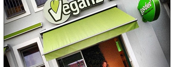 Veganz is one of Berlin.