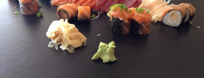 Mori Sushi is one of Japonês.