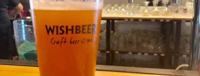 Wishbeer is one of Craft Beer in Bangkok.
