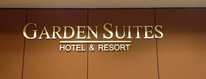 Garden Suites Hotel & Resort is one of Los Angeles.
