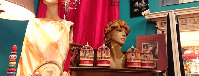 Flutter is one of The 13 Best Thrift and Vintage Stores in Portland.