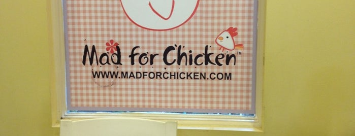 Mad for Chicken is one of Food.