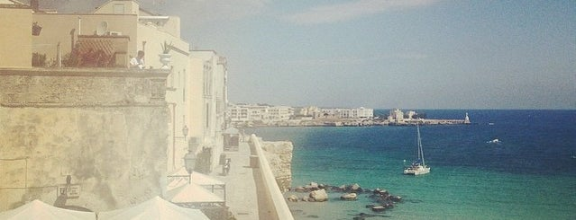 Porto di Otranto is one of Salento.