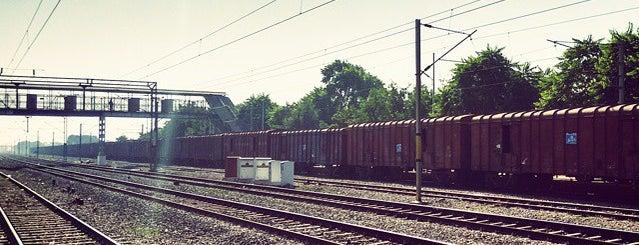 Govindpuri Railway Station is one of Kanpur.