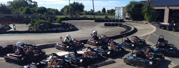 ProKarts is one of Fun Group Activites around New Zealand.