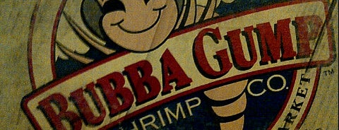 Bubba Gump Shrimp Co. is one of Bali Nusa.