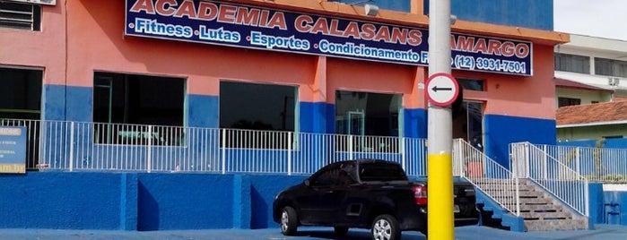 Academia Calasans Camargo is one of Calioni pelo mundo!.
