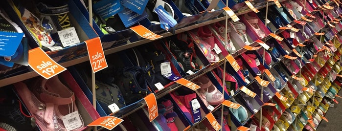 Payless ShoeSource is one of Stacey and Me.