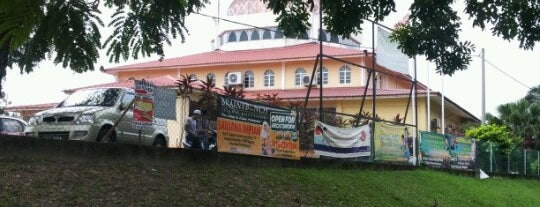 Masjid Saujana Impian  (مسجد ساءوجان ايمڤين) is one of masjid.