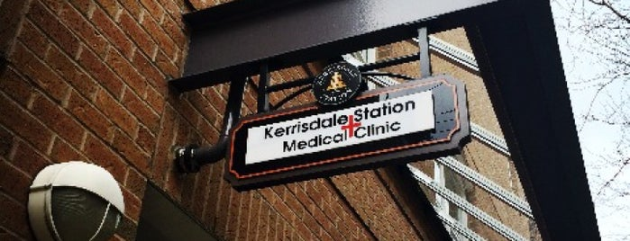Kerrisdale Station Medical Clinic is one of Tidbits Vancouver 2.