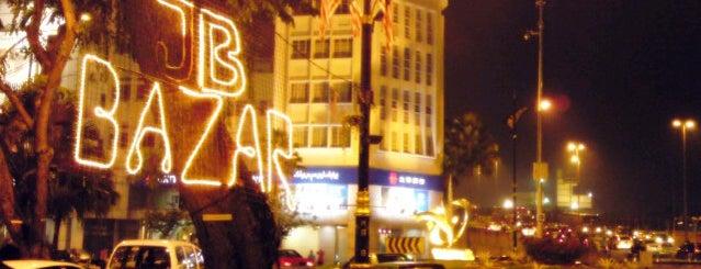 Pasar Karat (Bazar JB) is one of Johor Trip.