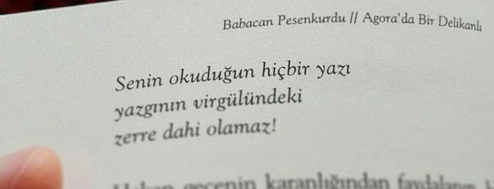 Agora'da Bir Delikanlı is one of themaraton.