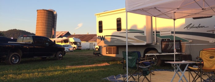 The Red Barn Campground is one of Fun and friends.