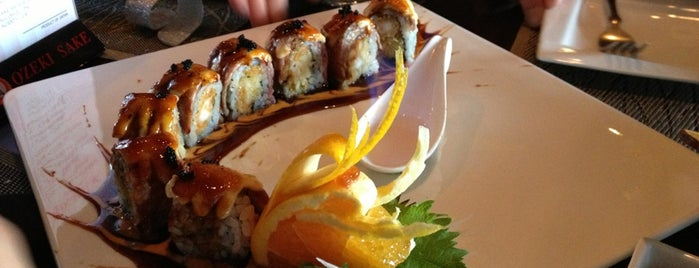Kumo Japanese Cuisine is one of Best Sushi in Buffalo.