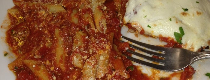 Di Pasquale's Italian Marketplace is one of DINERS DRIVE-IN & DIVES 3.
