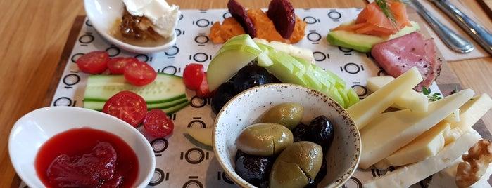 Monochrome Brasserie is one of Turkey.