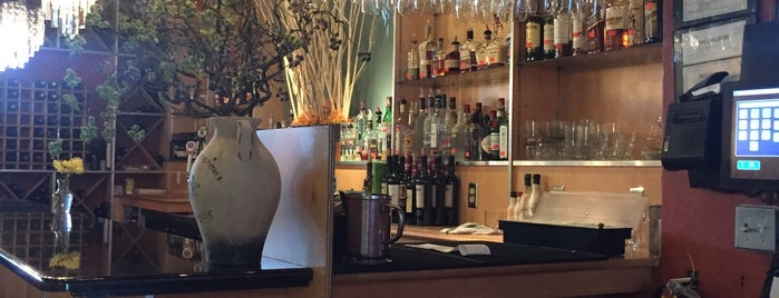 Rezaz is one of The 15 Best Places for Wine in Asheville.