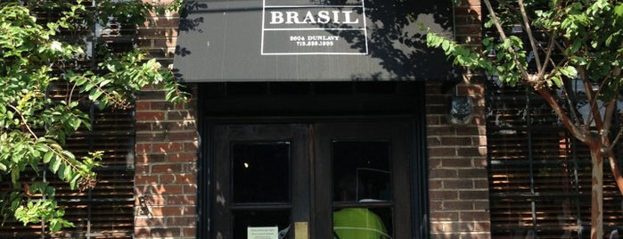 Brasil Cafe is one of Houston coffee.