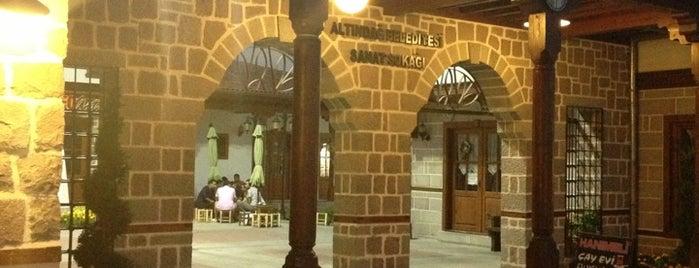 Sanat Sokağı is one of in Ankara....