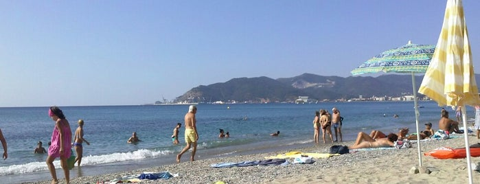 Spiaggia delle Fornaci is one of Beach.