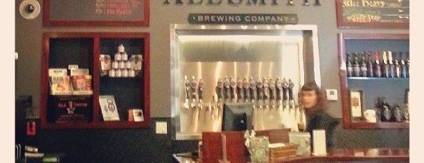 AleSmith Brewing Company is one of LA & SD Breweries.