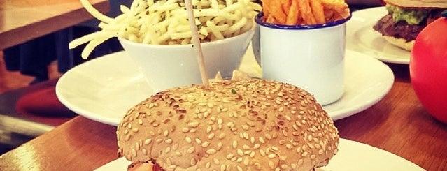 Gourmet Burger Kitchen is one of Brighton.