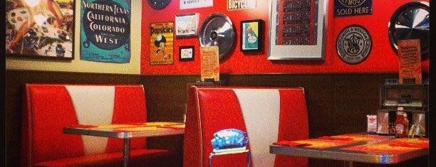 Bernie's Diner is one of BCN · top 100.