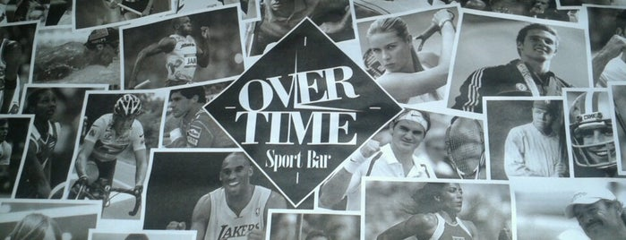 Overtime Sport Bar is one of Restaurantes & Bares.