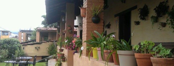 Hotel San Jose is one of Hotels in Valle de Bravo.