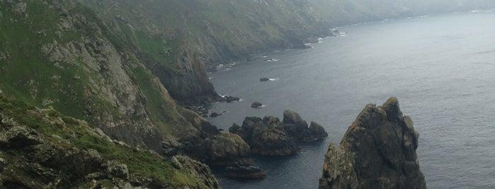 Cariño is one of Concellos da Provincia da Coruña.