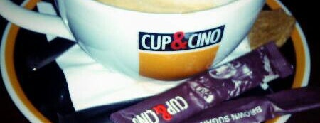 Cup&Cino Coffee House is one of Must-visit Cafés in Bandung.