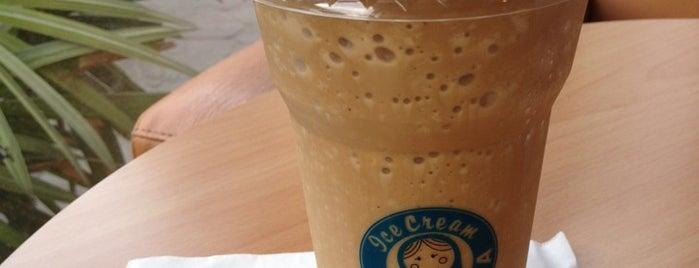 Babushka is one of Cafe.