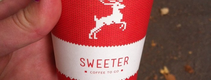 Sweeter is one of Кафе.