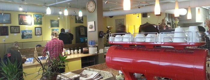 No town like O-Town: Indie Coffee Shops