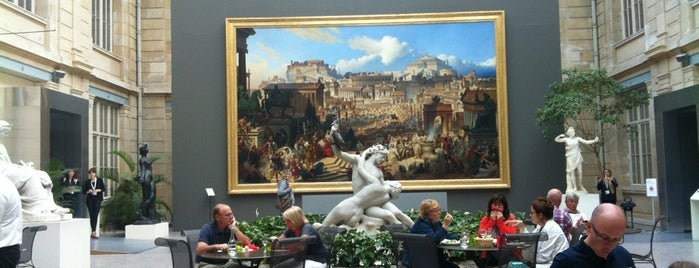 Musée des Beaux-Arts is one of Recommandations.
